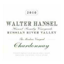 Walter Hansel 'The Meadows' Chardonnay 2013 image