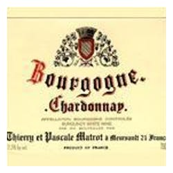 Thierry et Pascale Matrot Chardonnay 2014 image