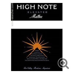 High Note 'Elevated' Malbec 2014