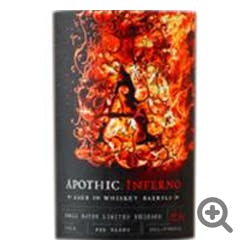 Apothic Wines Limited Release 'Inferno' Red Blend 2014