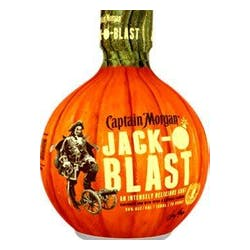 Captain Morgan 'Jack-O-Blast' 750ml image