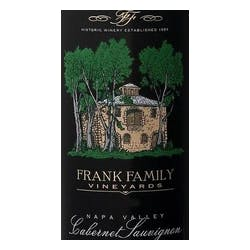 Frank Family Vineyards Cabernet Sauvignon 2012 image