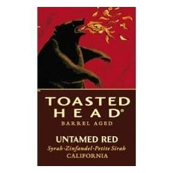 Toasted Head Untamed Red 2014 image
