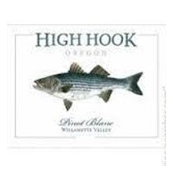 Fish Hook Vineyards High Hook Pinot Blanc 2015 image