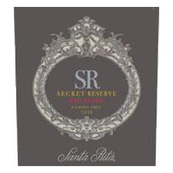 Santa Rita 'Secret Reserve' Red Blend 2014 image