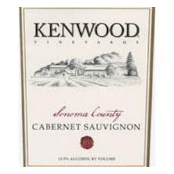 Kenwood Vineyards Cabernet Sauvignon 2013 image