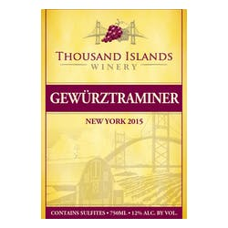 Thousand Islands Winery Gewurztraminer image
