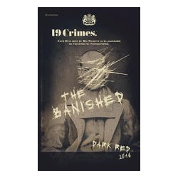 19 Crimes 'The Banished' Dark Red Blend 2018 image