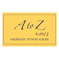 A to Z Pinot Gris 2015 image