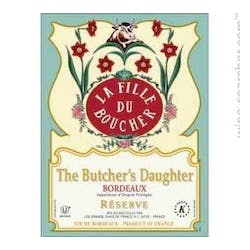 The Butcher's Daughter 'Reserve' Bordeaux 2014 image