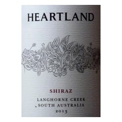 Heartland Shiraz 2013 image