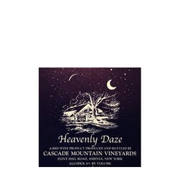 Cascade Mtn Winery 'Heavenly Daze' Red Blend image