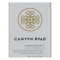 Canyon Road Wines Chardonnay image