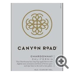 Canyon Road Wines Chardonnay