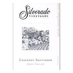 Silverado Vineyards Estate Cabernet Sauvignon 2012 image