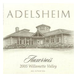 Adelsheim Vineyards Auxerrois 2012 image