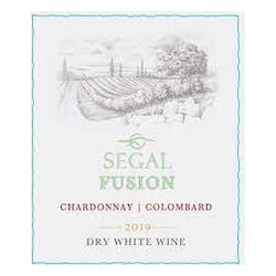 Segal's 'Fusion' White Blend Chard/Colombard 2014 image
