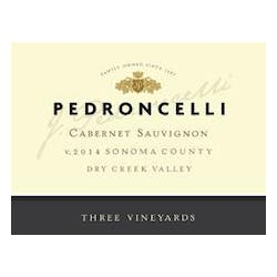 Pedroncelli 'Three Vineyards' Cabernet Sauvignon 2014 image