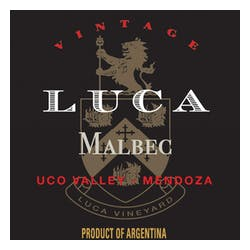 Luca 'Uco Valley' Malbec 2014 image