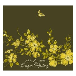 A To Z Riesling 2015 image