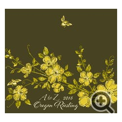 A To Z Riesling 2015