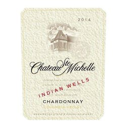 Chateau Ste. Michelle 'Indian Wells' Chardonnay 2015 image