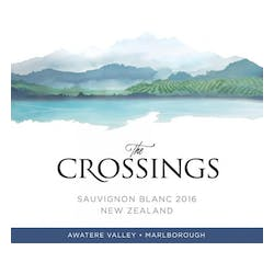 Crossings Sauvignon Blanc 2016 image
