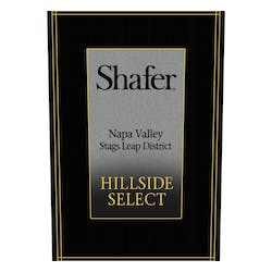 Shafer 'Hillside Select' Cabernet Sauvignon 2012 1.5L image