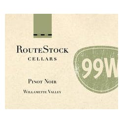 Routestock Cellars 'Route 99W' Pinot Noir 2014 image