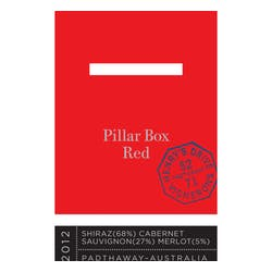 Pillar Box Red 2013 image