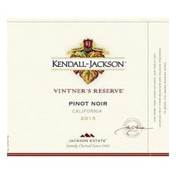 Kendall Jackson 'Vintners' Pinot Noir 2014 image