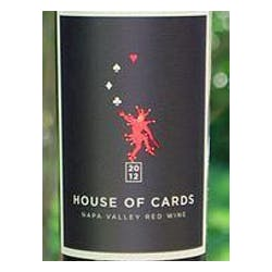 House of Cards Red Blend 2012 image