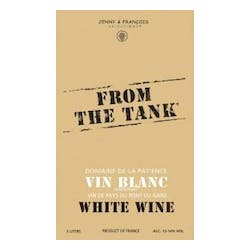 From The Tank Patience Vin Blanc 3.0L image