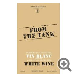 From The Tank Patience Vin Blanc 3.0L