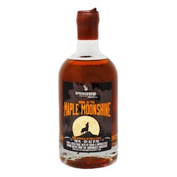 Springbrook Hollow 'Howl' Maple Moonshine 750ml image