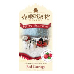 Adirondack Winery 'Red Carriage' Cranberry NV image