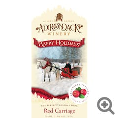 Adirondack Winery 'Red Carriage' Cranberry NV