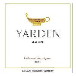 Golan Heights Winery 'Yarden' Cabernet Sauv 2013 image