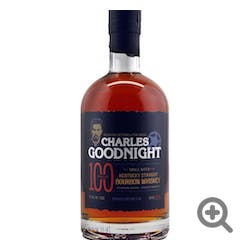 Charles Goodnight Small Batch Bourbon Whiskey