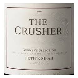 The Crusher 'Grower's Select' Petite Sirah 2014 image