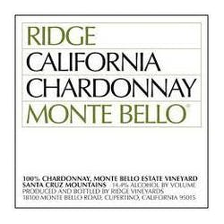 Ridge Vineyards 'Monte Bello' Chardonnay 2013 image