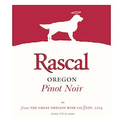 The Great Oregon Wine Co. 'Rascal' Pinot Noir 2015 image