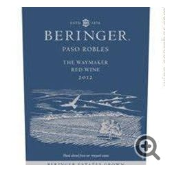 Beringer Winery 'Waymaker' Red Blend 2014