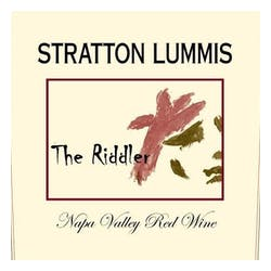 Stratton Lummis 'The Riddler' Red Blend image