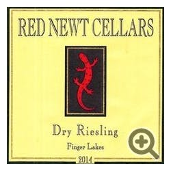 Red Newt Cellars Dry Riesling 2014