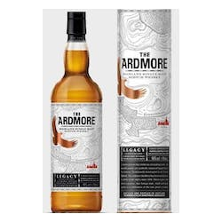 Ardmore 'Legacy' Single Malt Scotch 80proof image