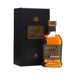 Dewar's Aberfeldy 21year Single Malt Scotch image