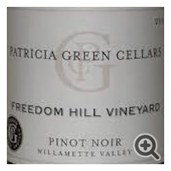 Patricia Green 'Freedom Hill' Pinot Noir 2015