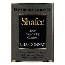 Shafer 'Red Shoulder Ranch' Chardonnay 2014 image