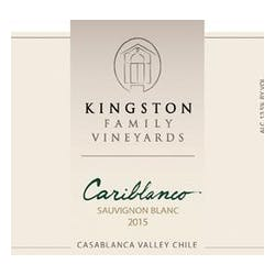 Kingston Family 'Cariblanco' Sauvignon Blanc 2015 image